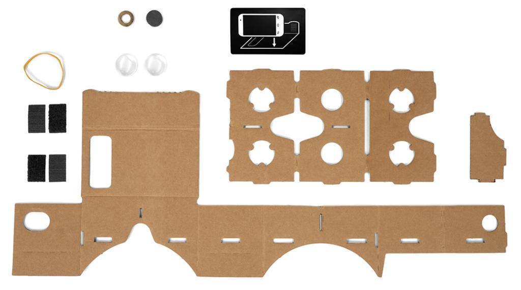 Cardboard Ingredients
