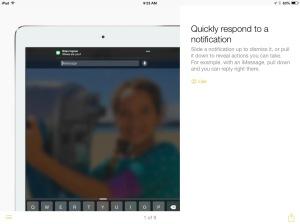 iPad iOS 8 Upgrade