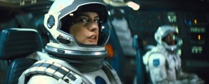 Interstellar, Featuring Anne Hathaway and Mathew McConaughey