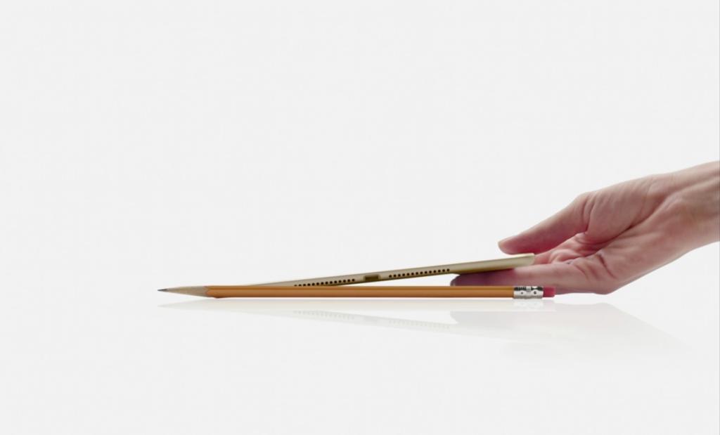 iPad Air 2 - Thinner Than A Pencil