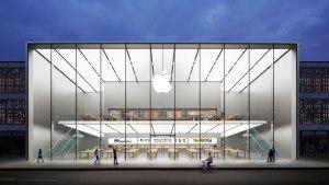 Apple Store West Lake, China