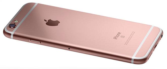 Rose Gold iPhone 6s, 6s Plus
